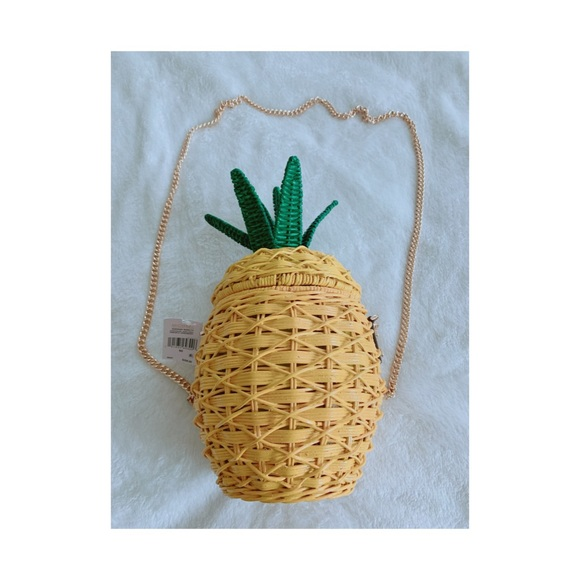8d7f947113f9 Michael Michael Kors Pineapple Crossbody Bag
